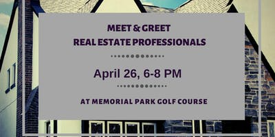 Real Estate Buyers & Sellers Party. Free appetizers, Auction, Raffle