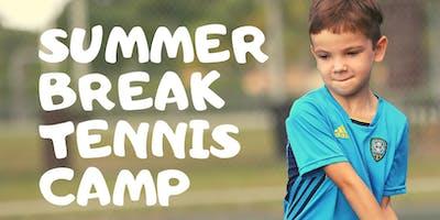 Summer Break Tennis Camp!