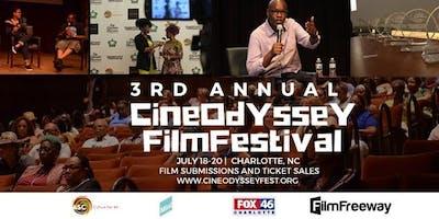 3rd Annual CineOdyssey Film Festival
