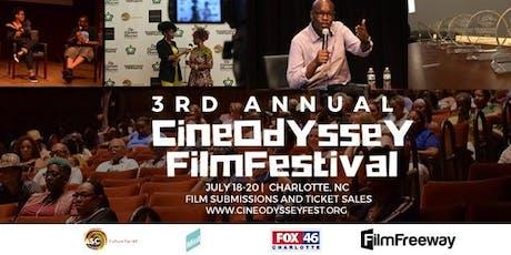 3rd Annual CineOdyssey Film Festival tickets