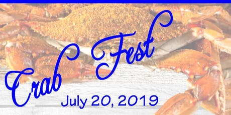 Zeta Phi Beta Sorority, Incorporated, Eta Pi Zeta Chapter Crab Fest 2019 tickets