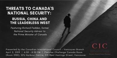 Threats to Canada\