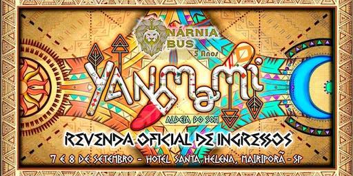 YANOMAMi - Aldeia do Som ➴ | Nárnia Bus