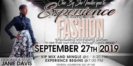 Chic by She Fashion Experience tickets