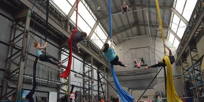 FREE CIRCUS OPEN DAY -  Come and Try Circus, Watch Performances & Smile!