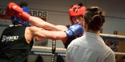 London vs Canada Boxing Event
