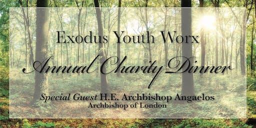 EYW Annual Charity Dinner