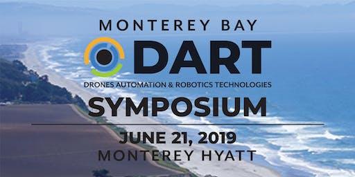 Monterey Bay Drone, Automation & Robotics Technology (DART) Symposium