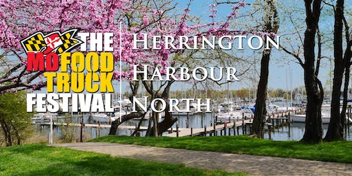 Maryland Food Truck Festival at Herrington Harbour North