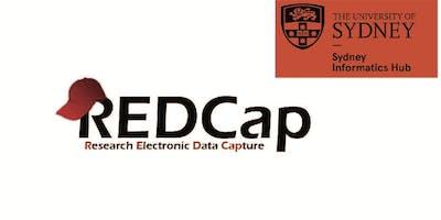 Intro to REDCap