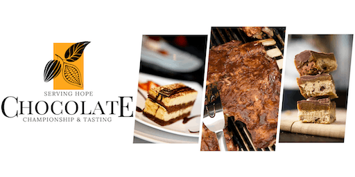3rd Annual Serving Hope Chocolate Championship & Tasting