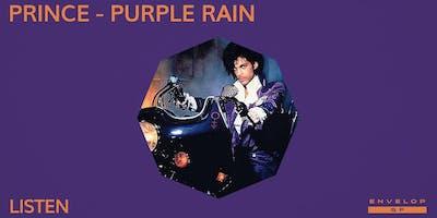 Prince - Purple Rain : LISTEN