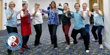 SYDNEY: Tai Chi for Health Instructor Training Workshops with Dr Paul Lam tickets