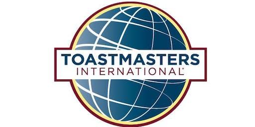Innovative Orators Toastmasters Club Meeting