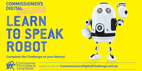 Hour of Coding After School - Commissioner's Digital Challenge tickets