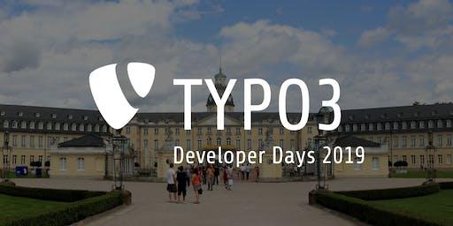 TYPO3 Developer Days 2019 Karlsruhe