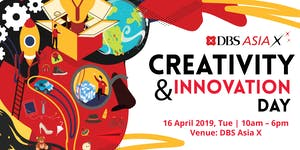 DBS Asia X Creativity & Innovation Day