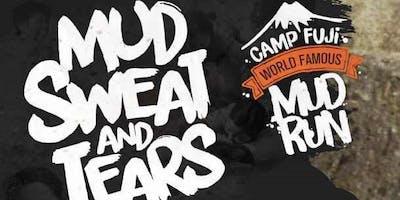 Camp Fuji World Famous Mud Run 2019 / キャンプ富士 ワールドフェイマスマッドラン