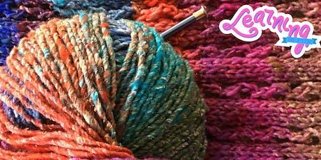 Full day knitting workshops tickets