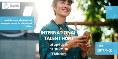International Talent Hunt