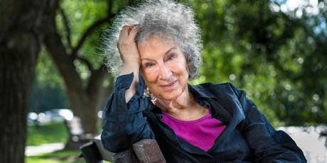 Margaret Atwood: Live via Satellite tickets