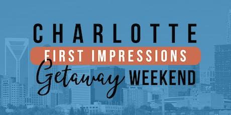Charlotte Getaway Weekend - September 2019 tickets