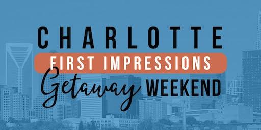 Charlotte Getaway Weekend - October 2019