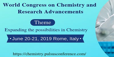 World Congress on Chemistry and Research Advancements