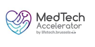 MedTech Accelerator® 2019: Funding session