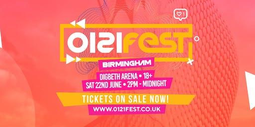 0121 Fest w/ Nathan Dawe (Digbeth Arena, Birmingham)