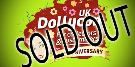 Dollycon UK 2019 tickets