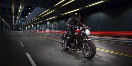 Triumph Speed Twin Test Ride