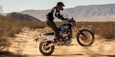 Triumph Scrambler 1200 XE Test Ride