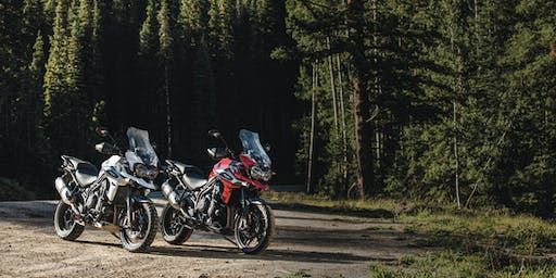 Triumph Tiger 1200 XRT Test Ride