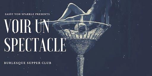 Voir Un Spectacle - Burlesque Supper Club