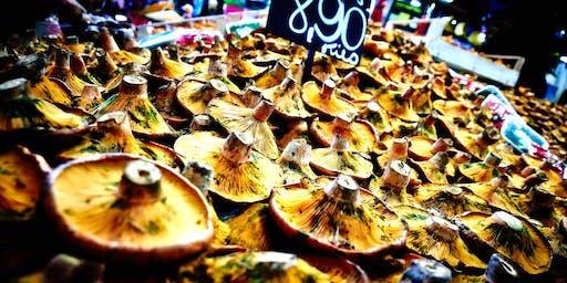 Barcelona Taste Food Tour, Gótico // Tuesday, 3 September