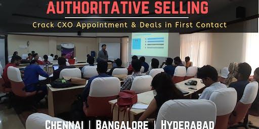 Sales Training in Hyderabad | Negotiation Skills | Lead Generation by Amit Sharma