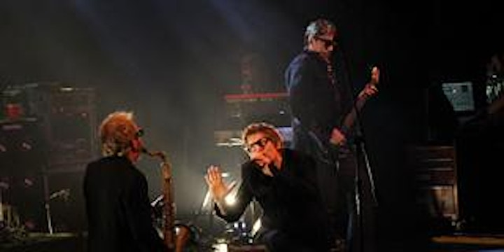The Psychedelic Furs with Royston Langdon - SOLD OUT