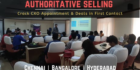 Sales Training in Chennai | Lead Generation | Objections | Negotiations tickets