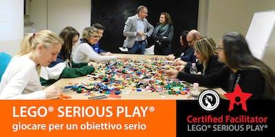 Per il TUO obiettivo: Lego® Serious Play®, una metodologia molto potente