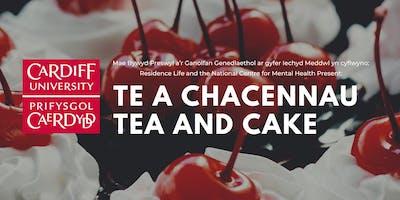 Tea and Cake Coffee Lounge | Lolfa Goffi Te a Chacen