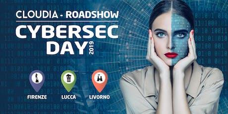 Cloudia Roadshow - CyberSec Day 2019  biglietti
