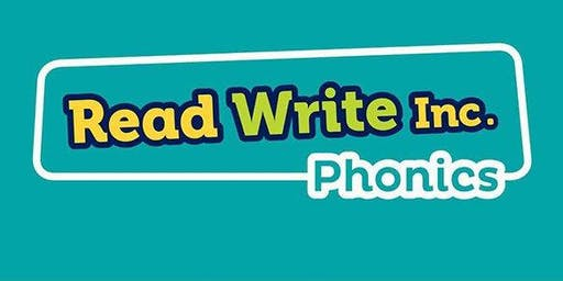 Read Write Inc Phonics – Reading and Writing from the Start