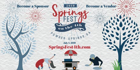 SpringsFest on the 4th tickets