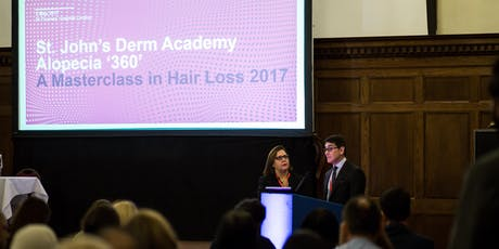DermAcademy Alopecia '360' A Masterclass in Hair Loss tickets