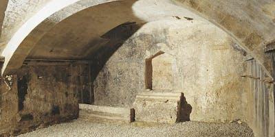 Cagliari: Archeo Sotteraneo Tour al quartiere Marina