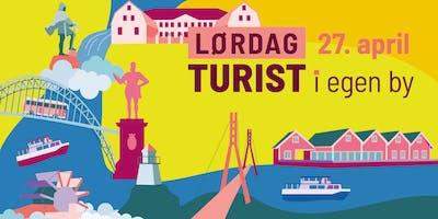 Båttur Fredrikstad-Sarpsborg med MS Skjærhalden - Turist i egen by 2019