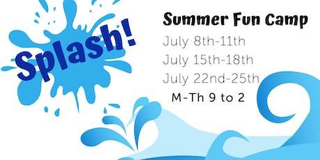 Splash Camp  tickets