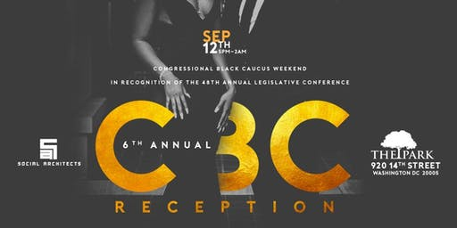 CBC - 6TH ANNUAL CBC RECEPTION