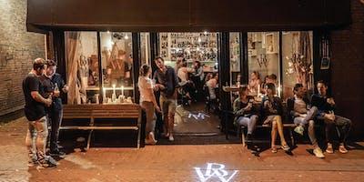 Open cocktailworkshop Bar Wigbolt Haarlem